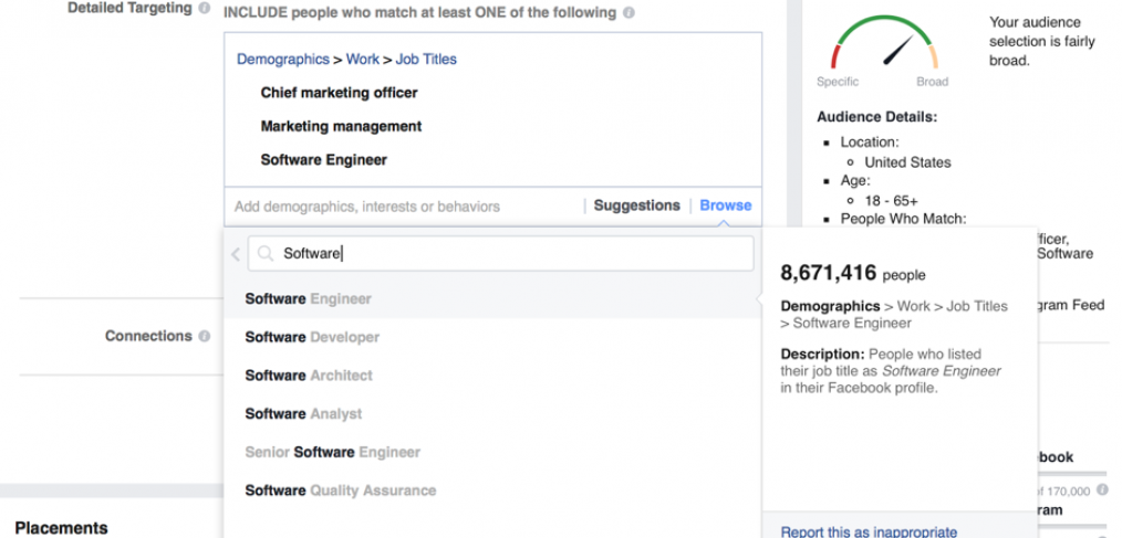 facebook ads b2b lead generation